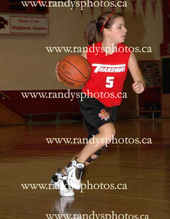 Basketball - 2006-2007 - Girls Rep.