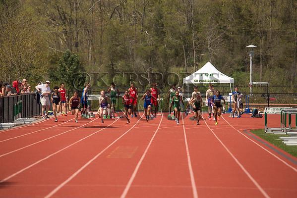 100 m Dash Finals