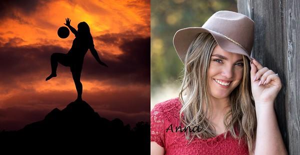 Anna B. - Album proofs