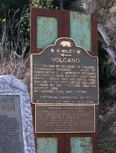 Volcano, CA