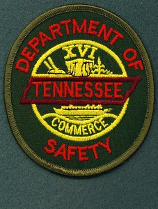 Tennessee Dept of Safety