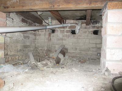 Under floor photos