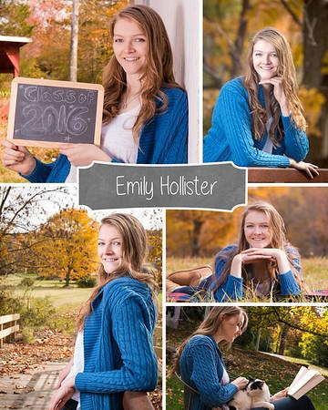 Emily Hollister
