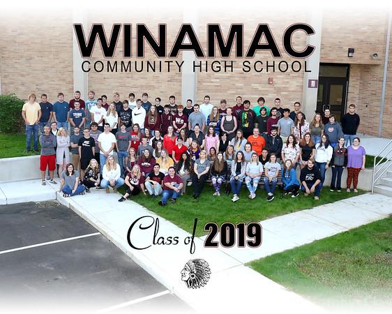 Winamac Seniors 2019