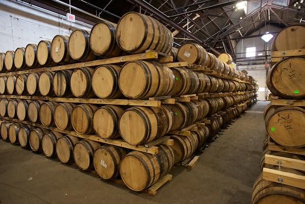 New Riff Rickhouse Barrels