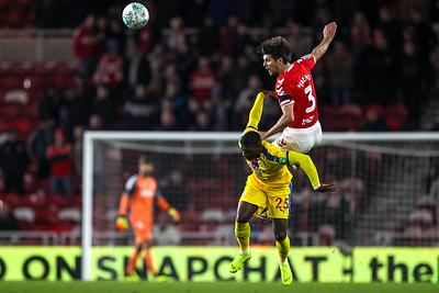 Middlesbrough vs Crystal Palace