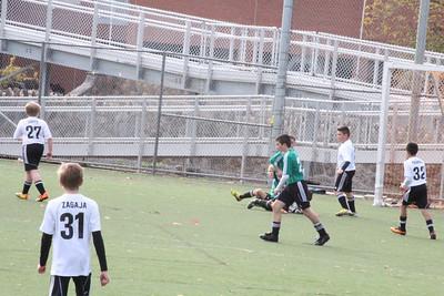 Alec United vs Stamford 11-3-13