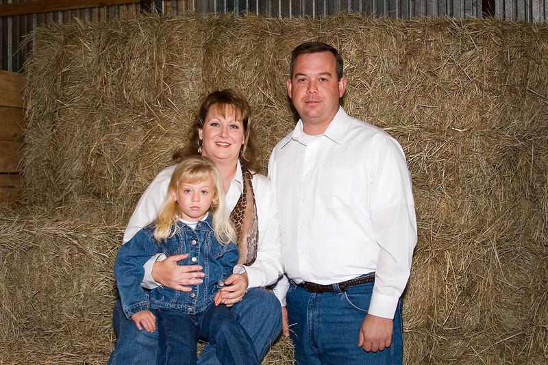 Brian, Paula, Brianna