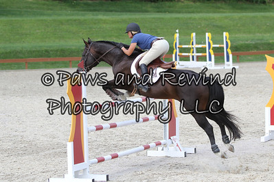 Grand Prix Ring: Open Jumpers