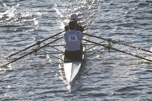 Men's Foot of the Charles 2013, doubles