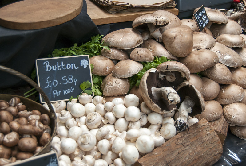 Borough Food Market, Southwark