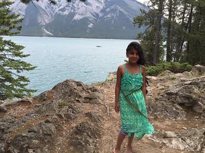 Banff Camping (July 2015)
