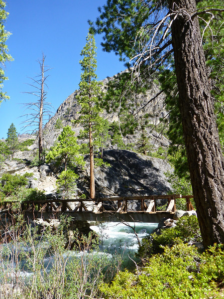 Return Creek Bridge