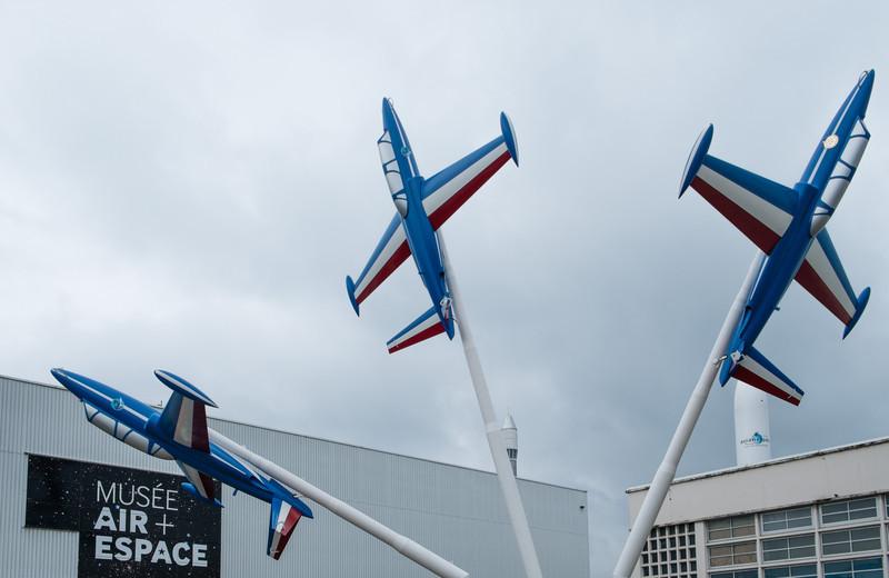 Musée de l'Air et de l'Espace, Le Bourget - Paris, France