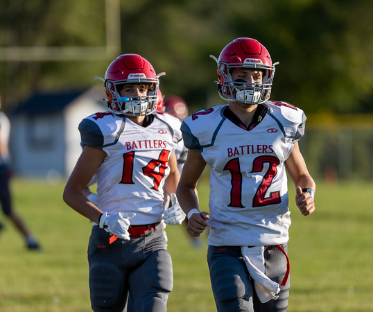 Stanley County vs Potter County - Sep 17 2021