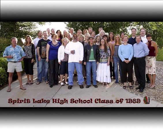 Spirt Lake High Class of 1989