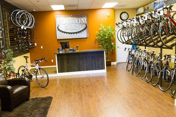 2014-05-26 Folsom Bike Grind Store Photos