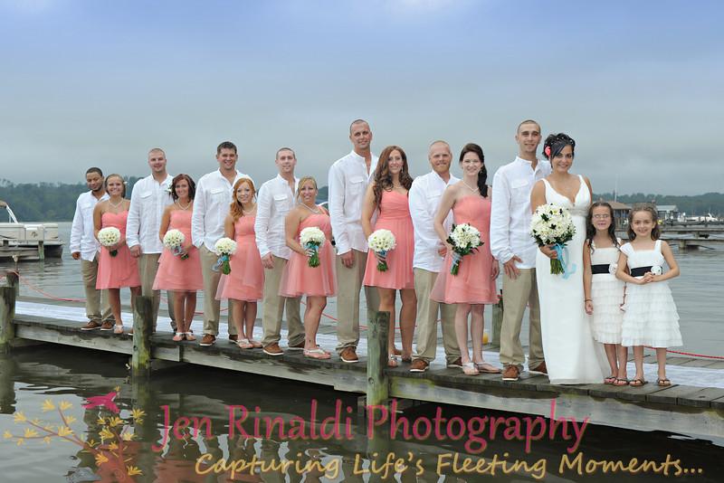 Kia & Dean {Wedding} 7/21/12