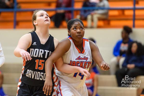 NDHS Lady Knight Basketball vs Lexington