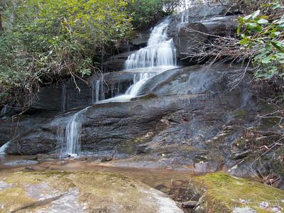 Hidden Falls on The Horse Pasture River