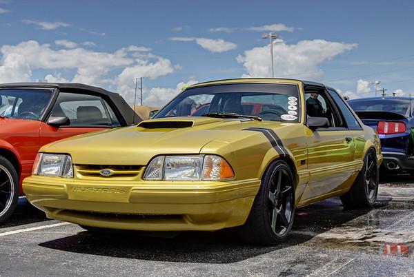 Mustang Week 13 Saturday