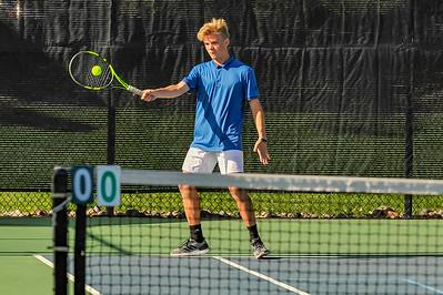 2018 Region 9 Boys Tennis Tournament -- 2nd Singles