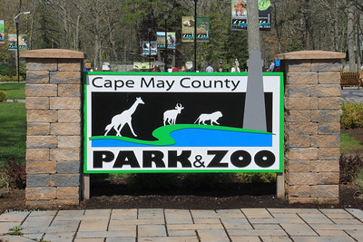 Cape May County Park Zoo April 14 2012