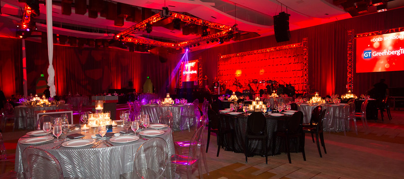 Paint the Town Red Gala - November 12, 2016