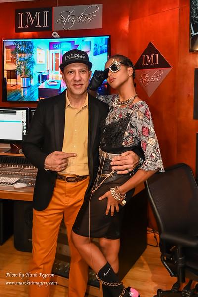 IMI Studios NYC & BB Magazine Holiday Party