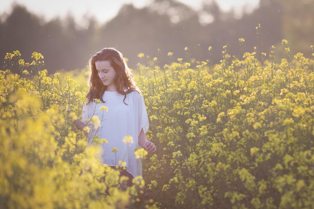 2018 - Ella in the oilseed 011