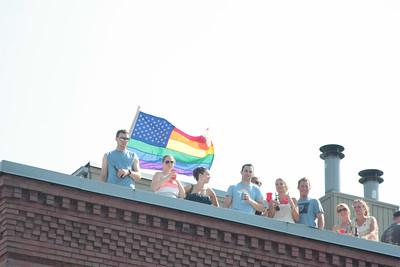 Pride Parade 2012 Faces of Pride