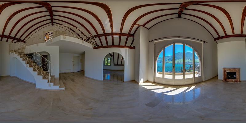 4.5 Zimmer-Maisonette Dachwohnung mit See- und Panoramasicht