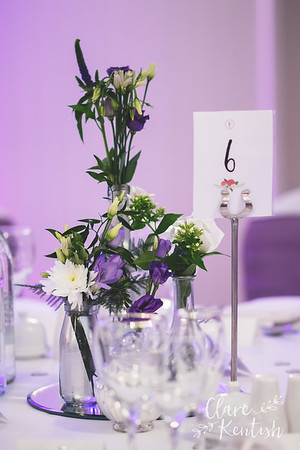 Wedding Breakfast & Speeches