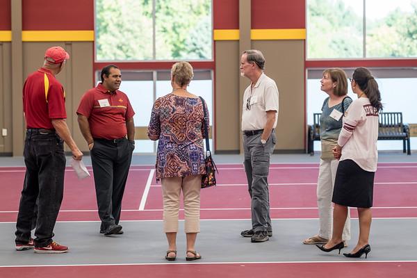 ISU AD Reception 09/08/17
