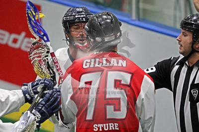 Michael Gillan - England (WILC2015, WILC2011)