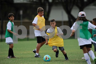Simply Soccer Summer Camp Week 7, 2019