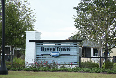 River Town Paver Project