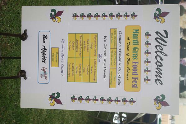 Mardi Gras Food Fest