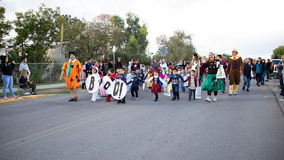 Hueco Storybook Parade
