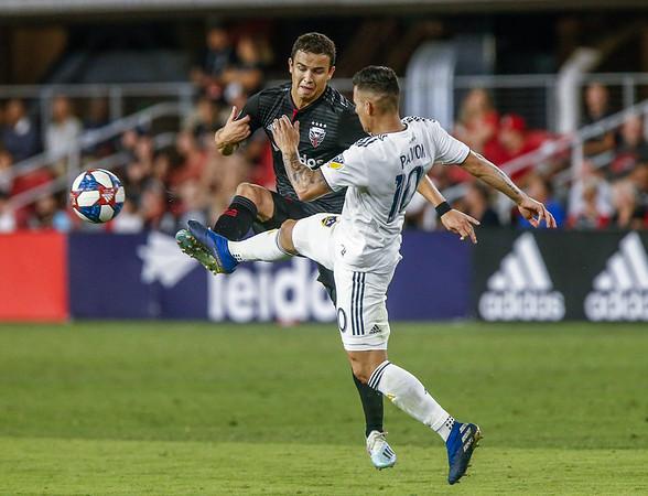 D.C. United vs. LA Galaxy