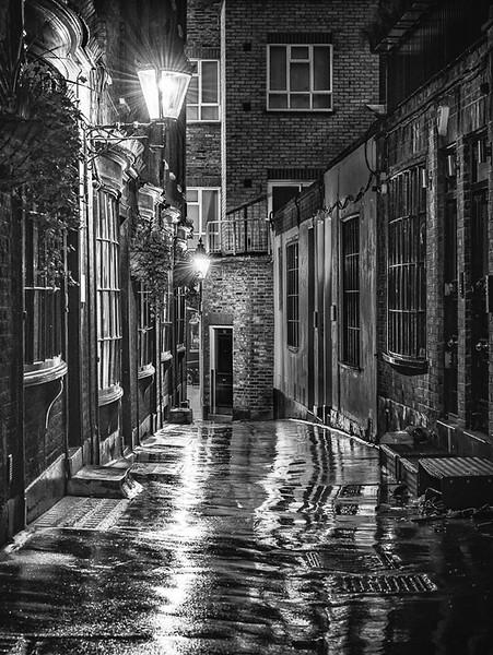 Gaslight and Alleyways