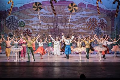 """2016 - """"The Nutcracker"""" Corpus Christi Concert Ballet - Corpus Christi, Texas"""