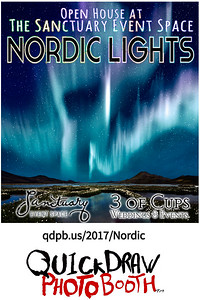 NORDIC LIGHTS: Open House a The Sanctuary Event Space