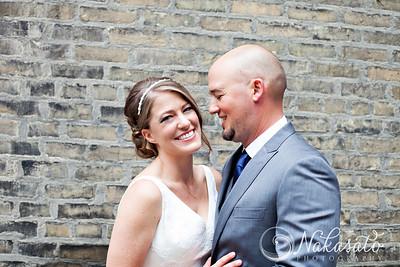 Alissa & Tom {wedding day}