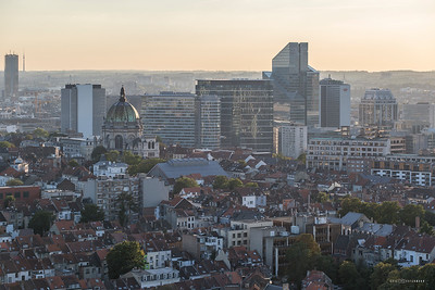 Rooftop - Avenue Louis Bertrand - 1030 Bruxelles.
