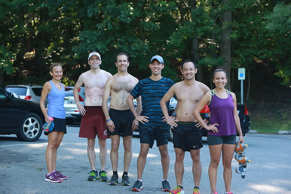 Lake Needwood Long Run #11
