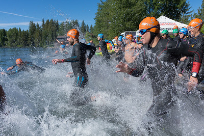 Tahoe City Swim