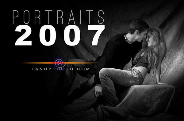 Portraits 2007