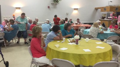 Ice Cream Social - Does Drove 183 Titusville Fl 7-22-2017