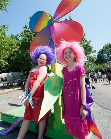 Parade the Circle 2012